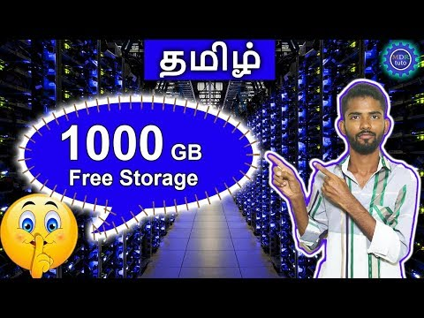 [ Mumbai Tamil ] 1000GB Free Cloud Storage with This Apps  