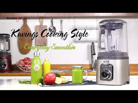 kuvings-cooking-style-:-everyday-smoothie-by-kuvings-high-power-&-quiet-vacuum-blender