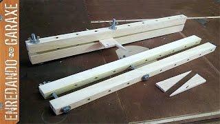 Los sargentos largos de carpintero más fáciles de hacer