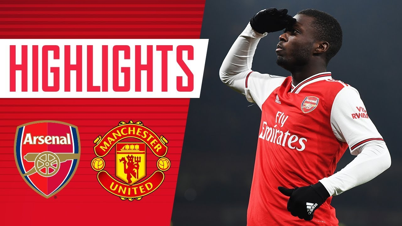 WHAT A PERFORMANCE! | HIGHLIGHTS | Arsenal 2-0 Manchester ...