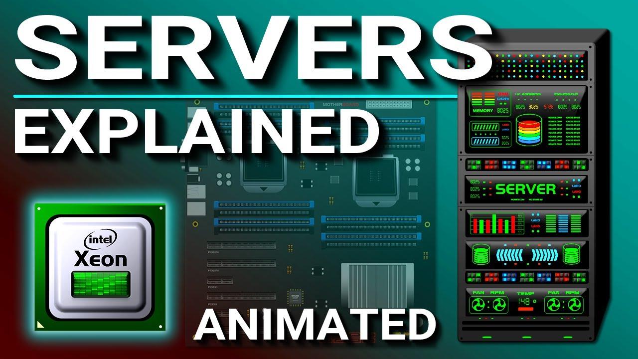 Download What is a Server?  Servers vs Desktops Explained