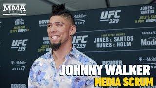 Johnny Walker Says He Won't Hurt Himself Celebrating Again - MMA Fighting
