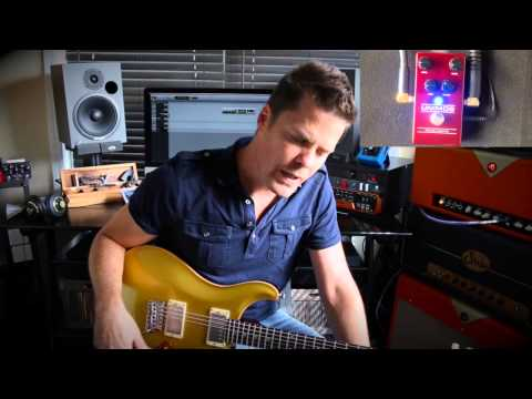 Hermida Audio UNIMOS Overdrive Pedal Demo by Shawn Tubbs