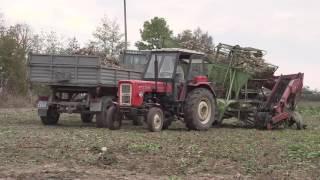 Film prezentujący zawód   technik mechanizacji rolnictwa