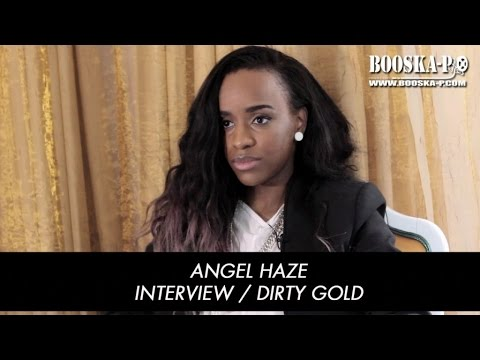 Angel Haze : ''I'm not gay, I'm not straight, I'm not bisexual : 'I don't care !''