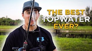 Why The Whopper Plopper Is One Of The Best Topwaters ft. Lawson Lindsey