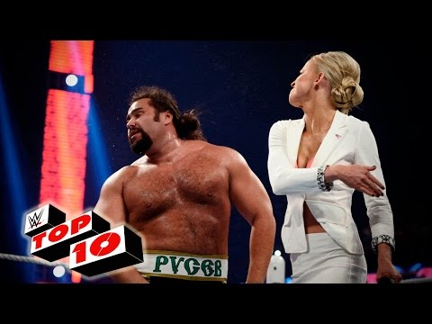 Thumbnail: Top 10 Raw moments: WWE Top 10, Oct. 12, 2015