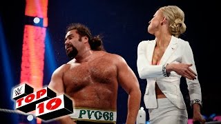 Top 10 Raw moments: WWE Top 10, Oct. 12, 2015