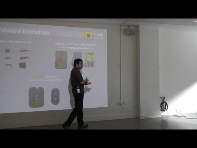 Talk on QuasaR™ by CTO Koushik Kumar Nundy, at the Science Gallery, Trinity College Dublin