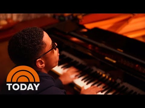 Matthew Whitaker: The 16-Year-Old Pianist Who's Being Called The Next Stevie Wonder | TODAY