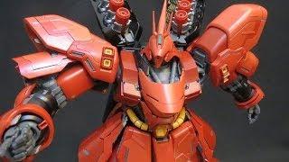 MG Sazabi ver.Ka (6: MS) MS Gundam: Char