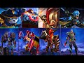 NEW SKIN GUSION STARLIGHT CYBER OPS|AKAI IMPERIAL ASSASSIN|GROCK CASTLE GUARD|JOHNSON JEEPNEY RACER