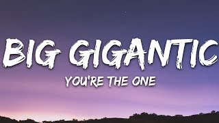 Big Gigantic - You're The One (Lyrics) feat. Nevve Video