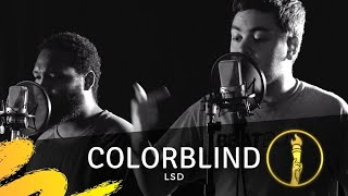 Colorblind (Audical & Inertia) | LSD | Live in Studio Performance | American Beatbox