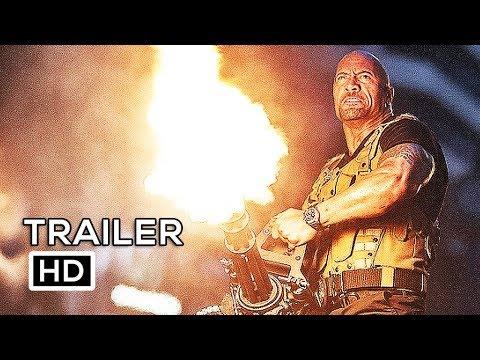 HOBBS AND SHAW Teaser Trailer (2019) Dwayne Johnson, Jason Statham Action Movie HD