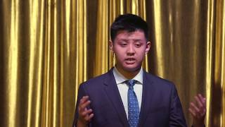 Why education is good for the individual and the greater society | Jason Cui | TEDxBrighouse