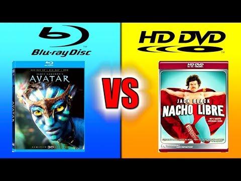 Как Blu-ray победил HD DVD (история провальных проектов)