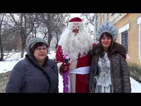 МЧС и ГЦВР Досуг провели акцию Безопасный Новый Год 24 12 2018