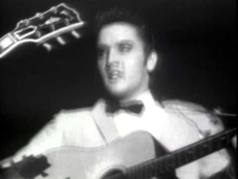1958 Elvis Presley german