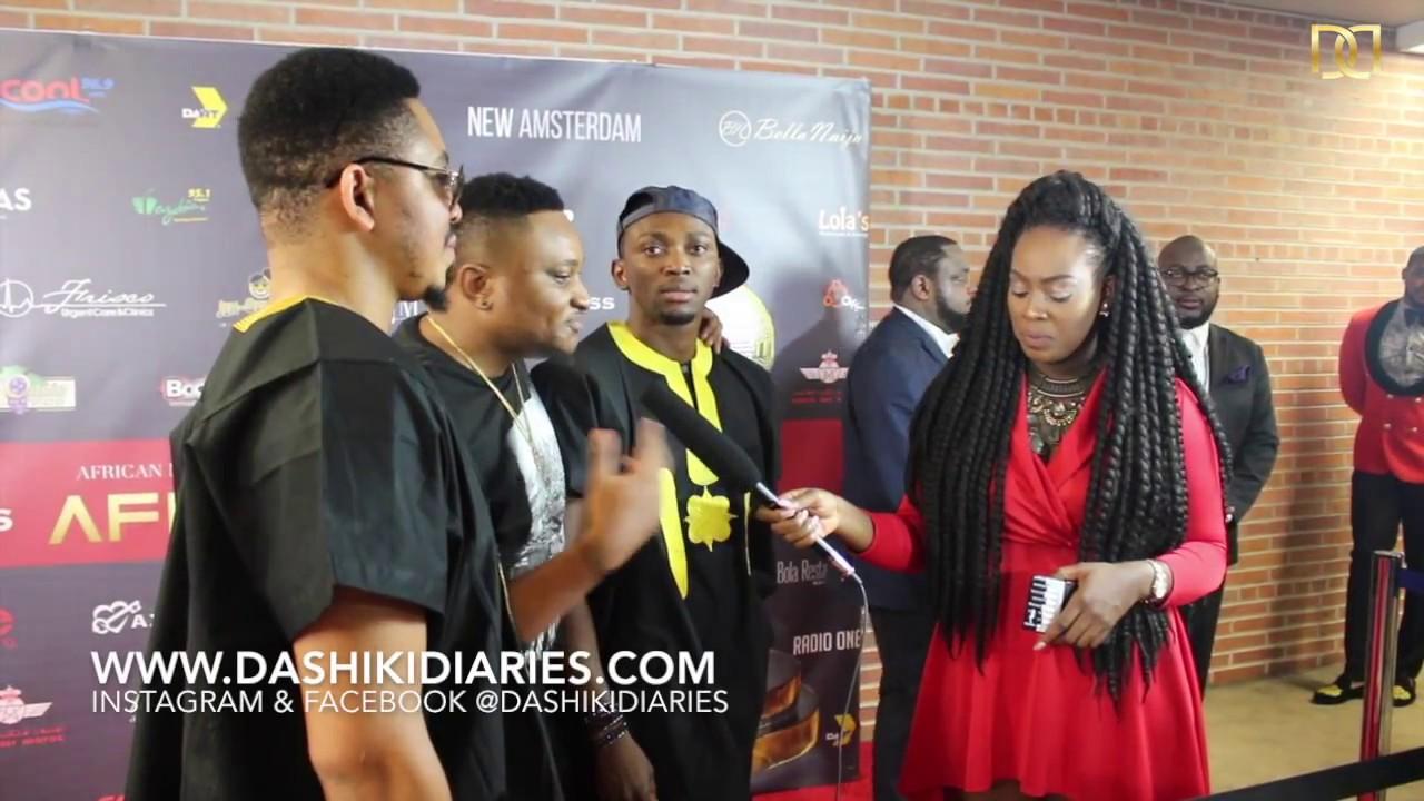 Download BRACKET INTERVIEW | RED CARPET | AFRIMMA AWARDS 2016
