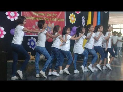 Dada ji ki Chhadi Hu Mein, Grandparents Day Celebration, Asia Pacific International School, Bhopal