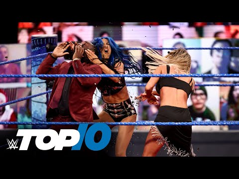 Top 10 Friday Night SmackDown moments: WWE Top 10, Dec. 18, 2020