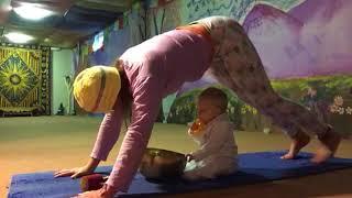 Yoga & Babysitting ~ very popular