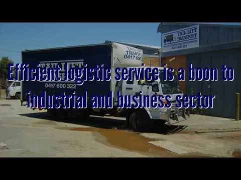 Transport Company Perth: Efficient logistic service is a boon to industrial and business sector