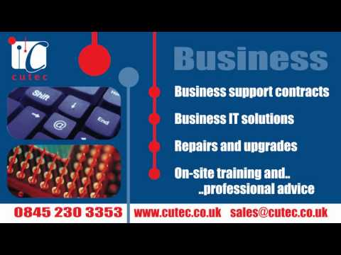 Cutec - IT Support Services, Plymouth, UK