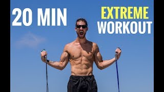 20 Min Extreme Jump Rope Workout