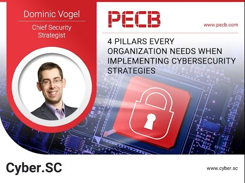 4 Pillars Every Organization Needs When Implementing Cybersecurity Strategies