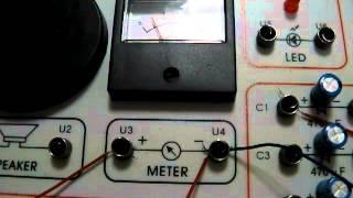 学研、大人の科学シリーズの電子キットシリーズの実験、マイキット150復...