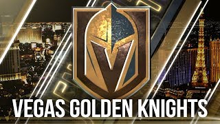 Vegas Golden Knights NHL Hockey Playoff Entrance
