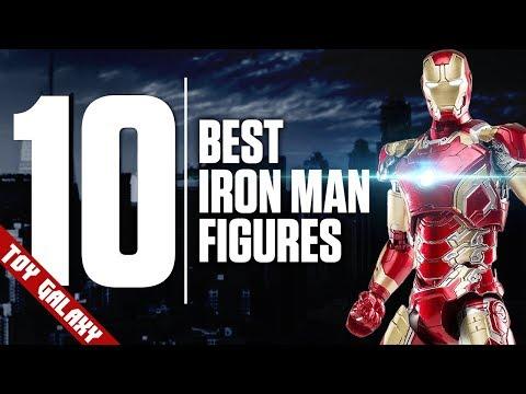 Top 10 Best Iron Man Action Figures | List Show #55