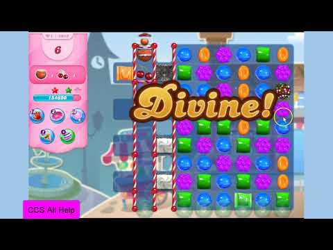 Candy Crush Saga Level 5049 NO BOOSTERS Cookie
