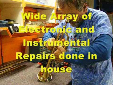 Repair Shop Catello & Son Music