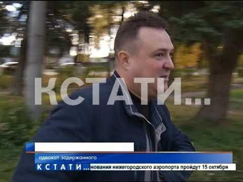 Трагедия в Лыскове - там, защищая жену, погиб 29-летний самбист