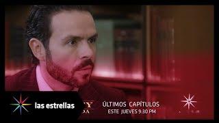 Por amar sin ley - AVANCE: Roberto no dejará que Victoria sufra | Este Jueves #ConLasEstrellas