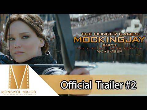 The Hunger Games: Mockingjay Part 2 - Official Trailer 2 [ซับไทย]