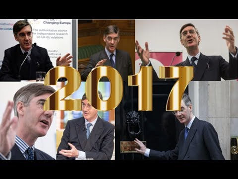 Jacob Rees-Mogg BEST MOMENTS of 2017