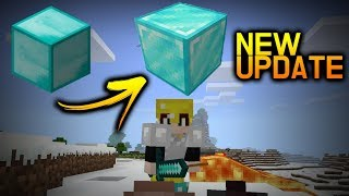 NEW Texture Update to Minecraft PE 1.9 is OUT