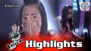 The Voice Teens Philippines: Mica Becerrro - Team Lea Finalist