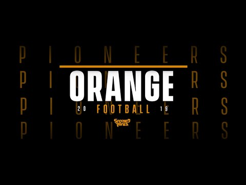 TRAILER   Olentangy Orange Football 2019