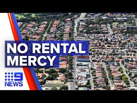 Coronavirus: Aussies Face Eviction With Rising Unemployment   Nine News Australia