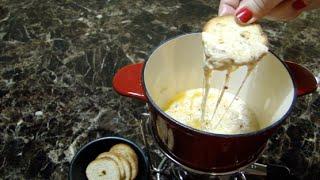 Chipotle Cheese Fondue recipe