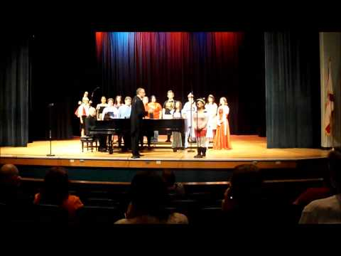 Florida Gateway College Choir Spring Concert 2014