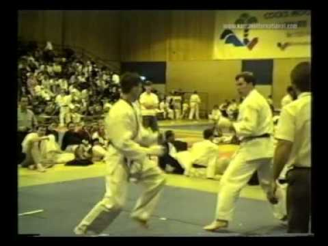 Frank Brennan Kizami Tsuki Master Class