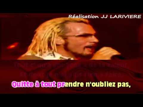 FLORENT PAGNY   MA LIBERTE DE PENSER I G JJ Karaoké - Paroles