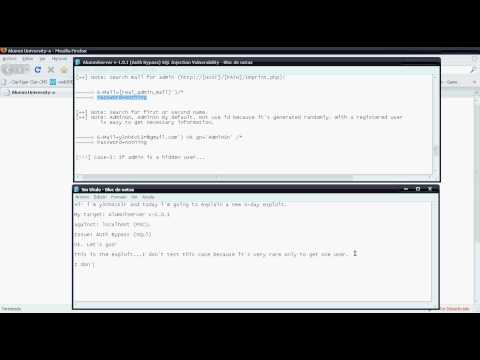 AlumniServer V-1.0.1 Auth Bypass (SQLi) {by Y3nh4ck3r}