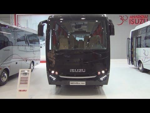 Isuzu Novo Ultra 4HK1E6C Bus Exterior and Interior